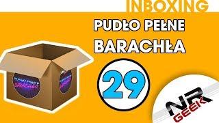 Pudło Pełne Barachła #29 - styczeń 2019 - Inboxing #29
