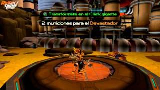 Ratchet & Clank 1 - Batalla final por la supervivencia de Veldin - Presidente Drek - Parte 26 HD