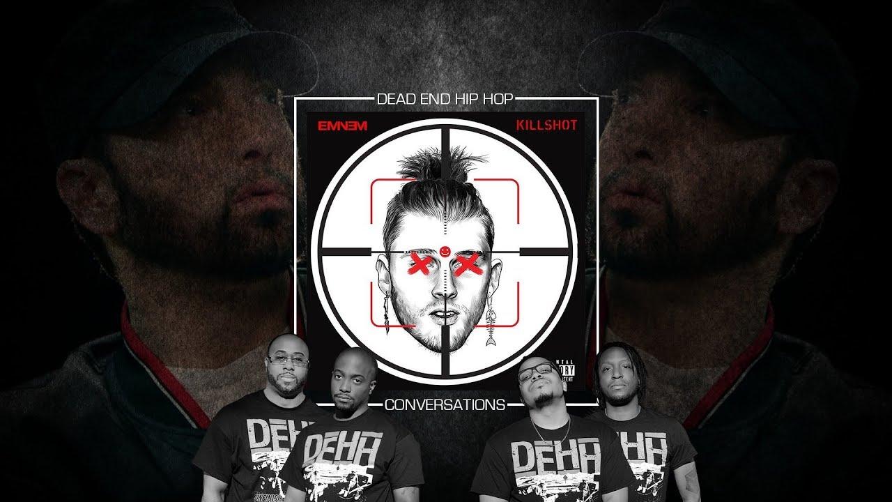 Eminem Kill Shot Mgk Diss Dehh Convo