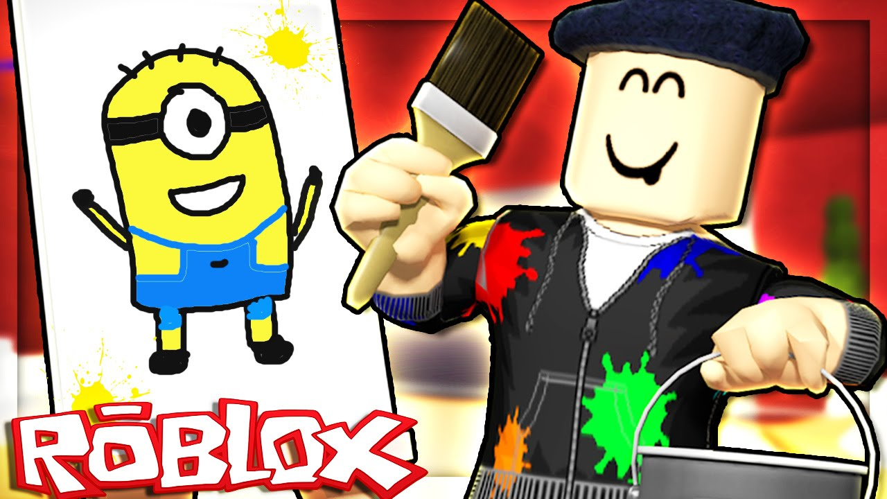 Roblox Adventures Guess That Drawing Draw My Thing In Roblox