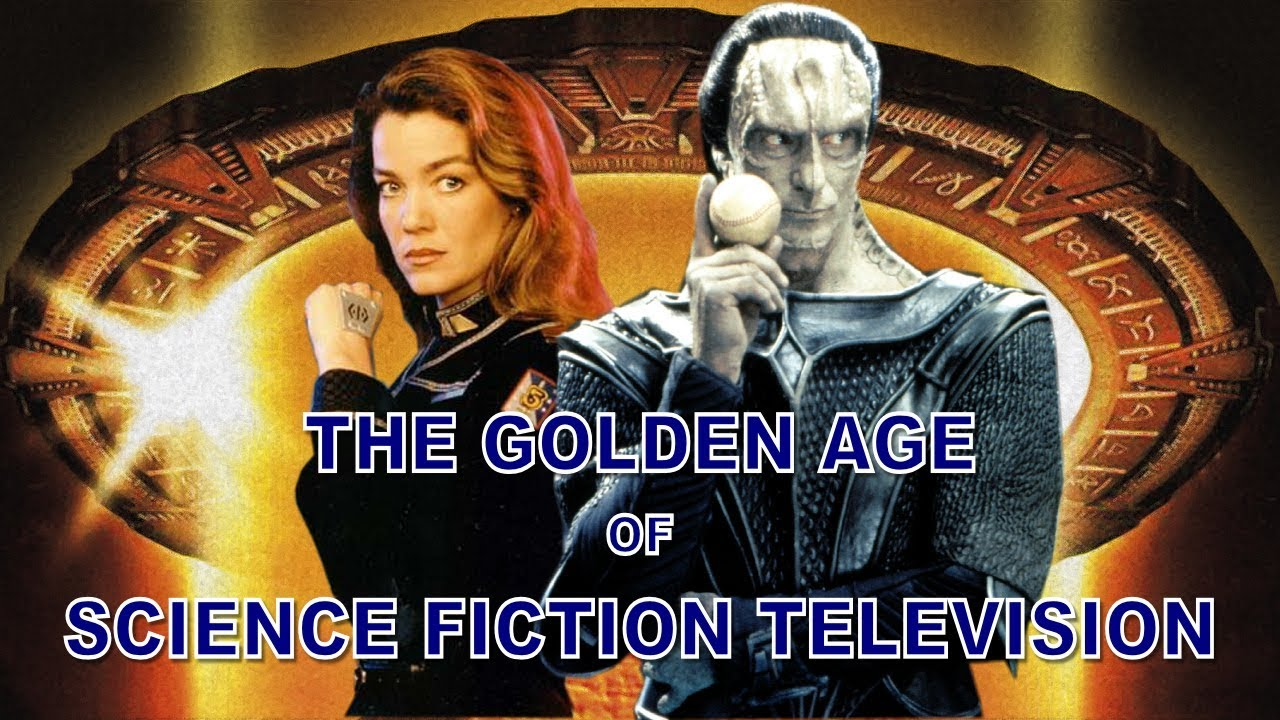 The Golden Age Of Science Fiction Television
