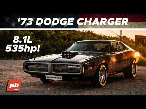 VOZILI SMO ZVER sa 8100 kubika! *STROGO ČUVANO* Dodge Charger 1973 [ENG]