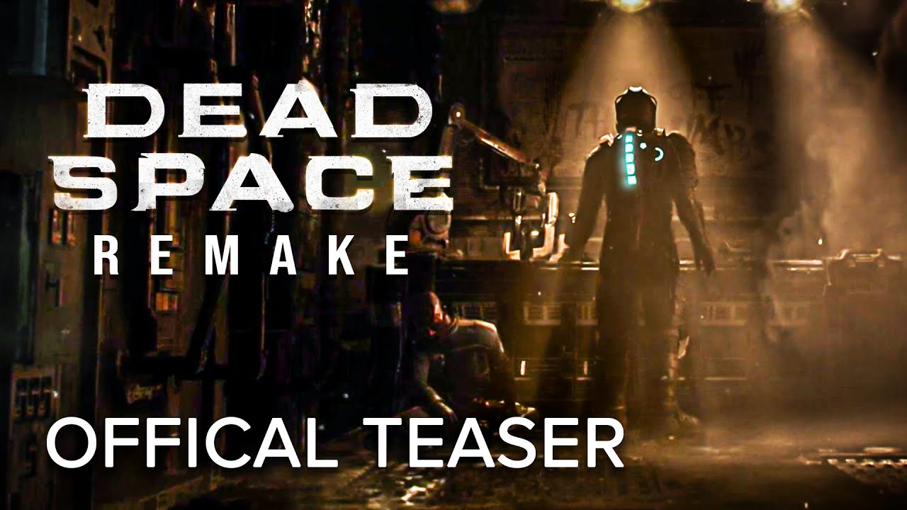 DEAD SPACE: REMAKE || OFFICIAL TEASER TRAILER [HD] | EA Play LIVE 2021