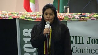 Mesa redonda debate sobre contribuições indígenas para a fitoterapia