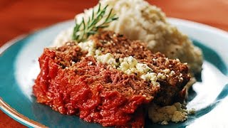 Meatloaf Milano With Mashed Potatoes Cooking Instructions