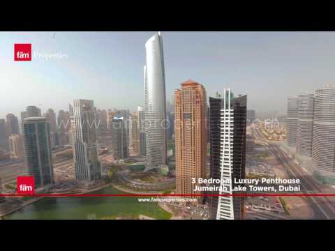 Luxury Penthouse at Jumeirah Lake Towers Dubai - The Perfect Location