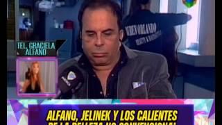 ALFANO JELINEK Y LA BELLEZA NO CONVENCIONAL - 29-05-14