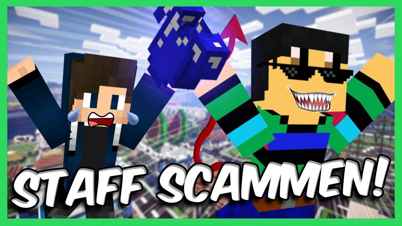 Minecraft Scammen