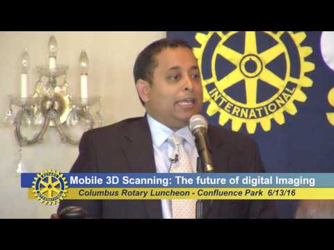ColumbusRotary  Mobile 3D Scanning  The Future of