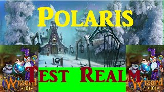 Wizard101: New World Polaris First look (Test Realm)