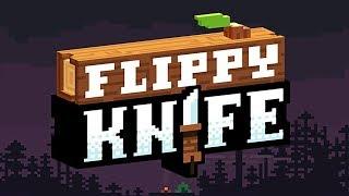 Jugando Flippy Knife 3D