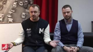 Владимир Шевельков и Илья Носков