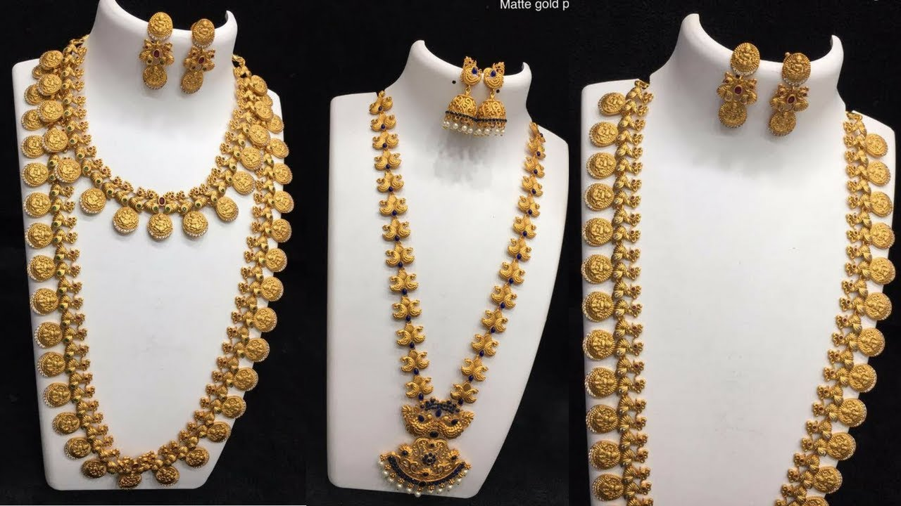 6a0dd15a5893d new Arrival Latest Gold Haram Designs 2018 With Weight sets with price and  number 9502099485