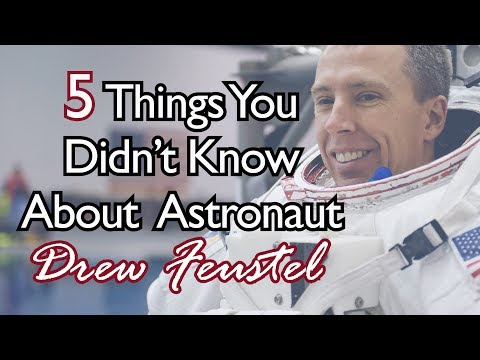 5 Things You Didn't Know About Astronaut Drew Feustel