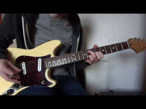 Iceage - Morals guitar cover