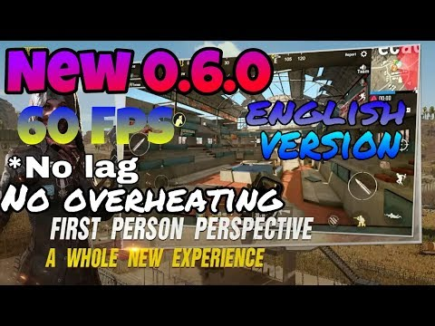 Pubg Mobile New 0.6.0 Update No Lag +60fps And 40 Fps