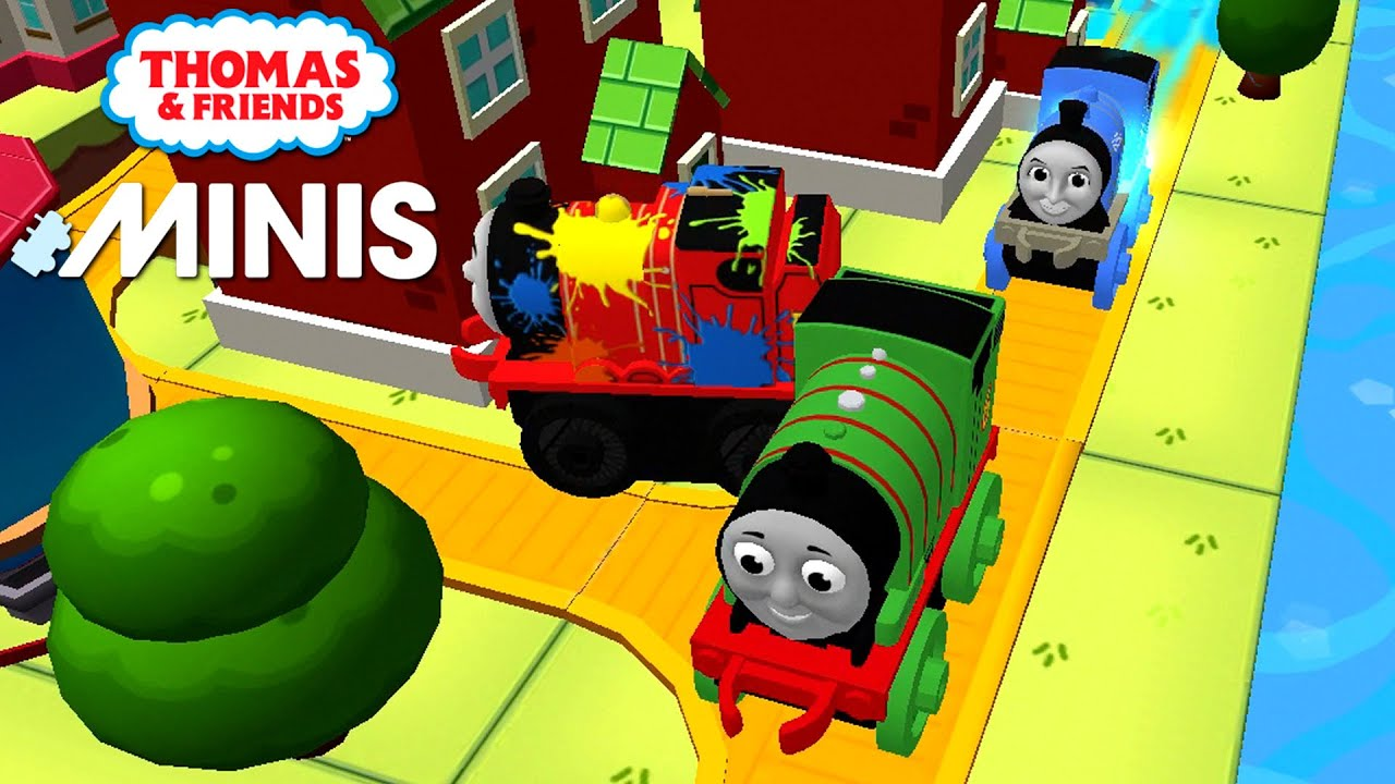 Download Thomas & Friends Minis: New Unlocked All Engines - Part 3