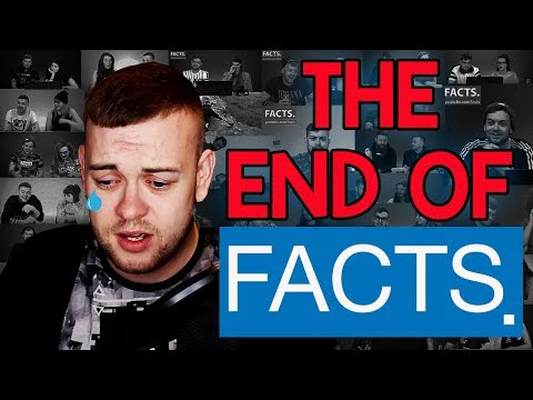 Irish Youtube Channel 'Facts' has ended | Jamie Jay Car