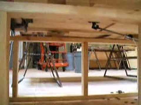 Pneumatic trap door open & Pneumatic trap door open - YouTube Pezcame.Com