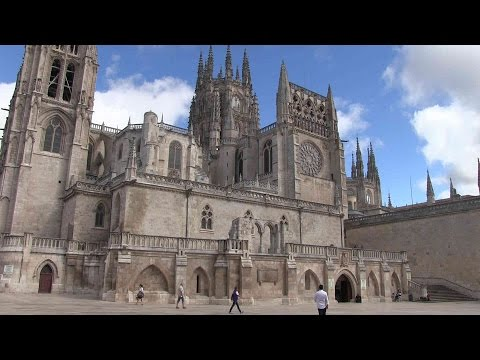 Burgos Cathedral Sightseeing Tour in Nothern Spain