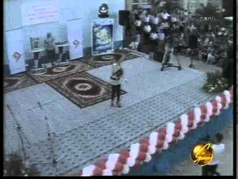 Натаван Хабиби Концерт выпускников в БГУ 29 06 2010