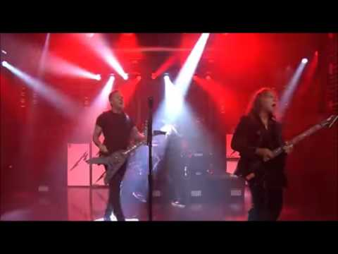 "Metallica performs new song Moth into Flame on ""The Tonight Show Starring Jimmy Fallon"""