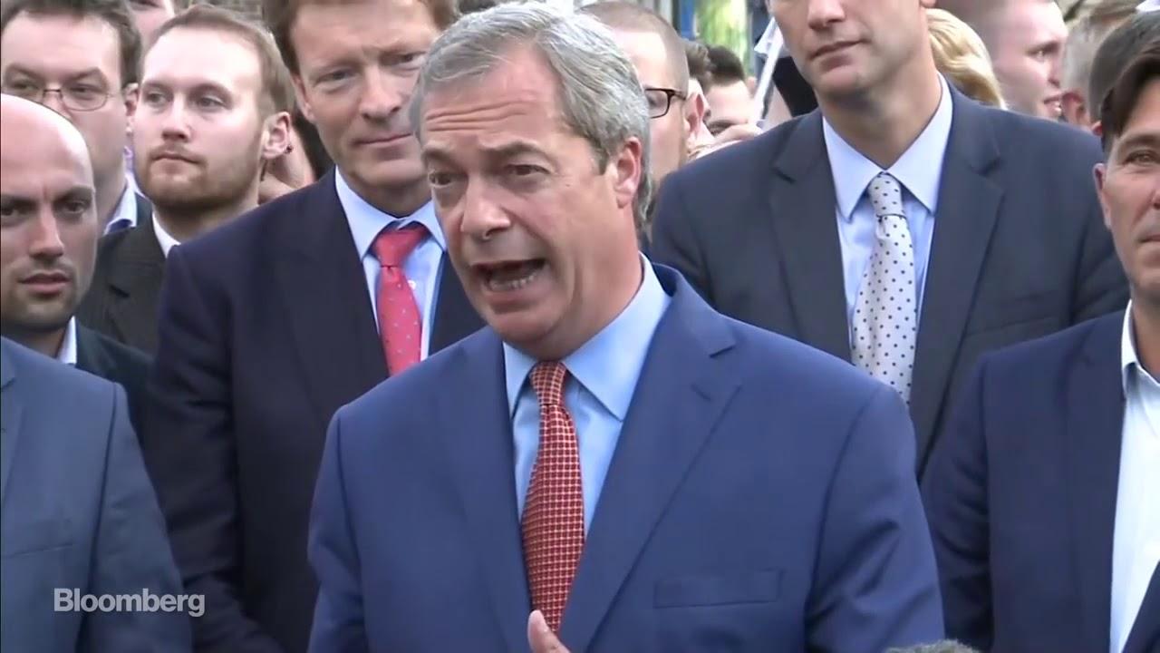 Farage Day After Referendum