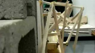 Balsa Bridge Fail