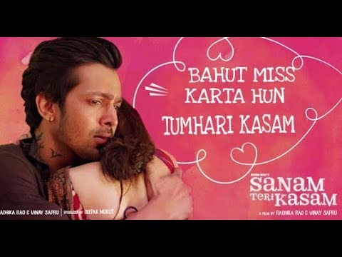 the Sanam Teri Kasam the movie english sub download free