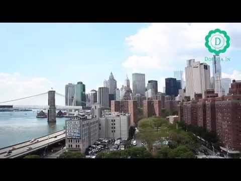 Manhattan i Brooklyn Bridge - Nowy Jork | DOROTA.iN