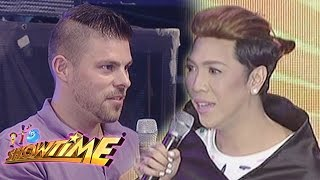 Vice Ganda meets a German madlang people