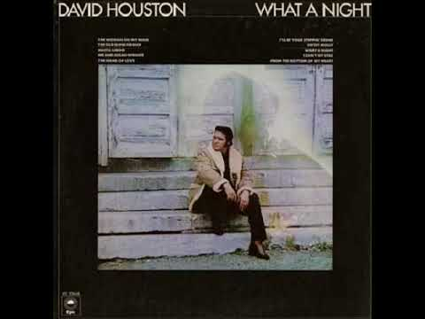 David Houston - The Hand Of Love