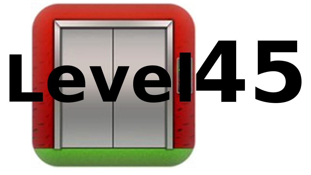 100 Floors Level 45 Walkthrough Youtube