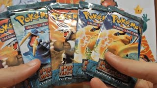 "Opening ""FAKE"" Pokemon EX Power Keeper Booster Packs (HAHAH LOL)"