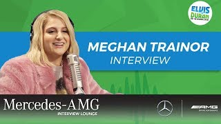 "Meghan Trainor on Wedding Plans, Meditating, and ""No Excuses"" 