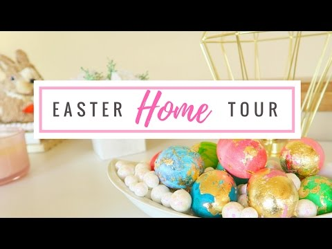 easter-home-tour-|-spring-decor