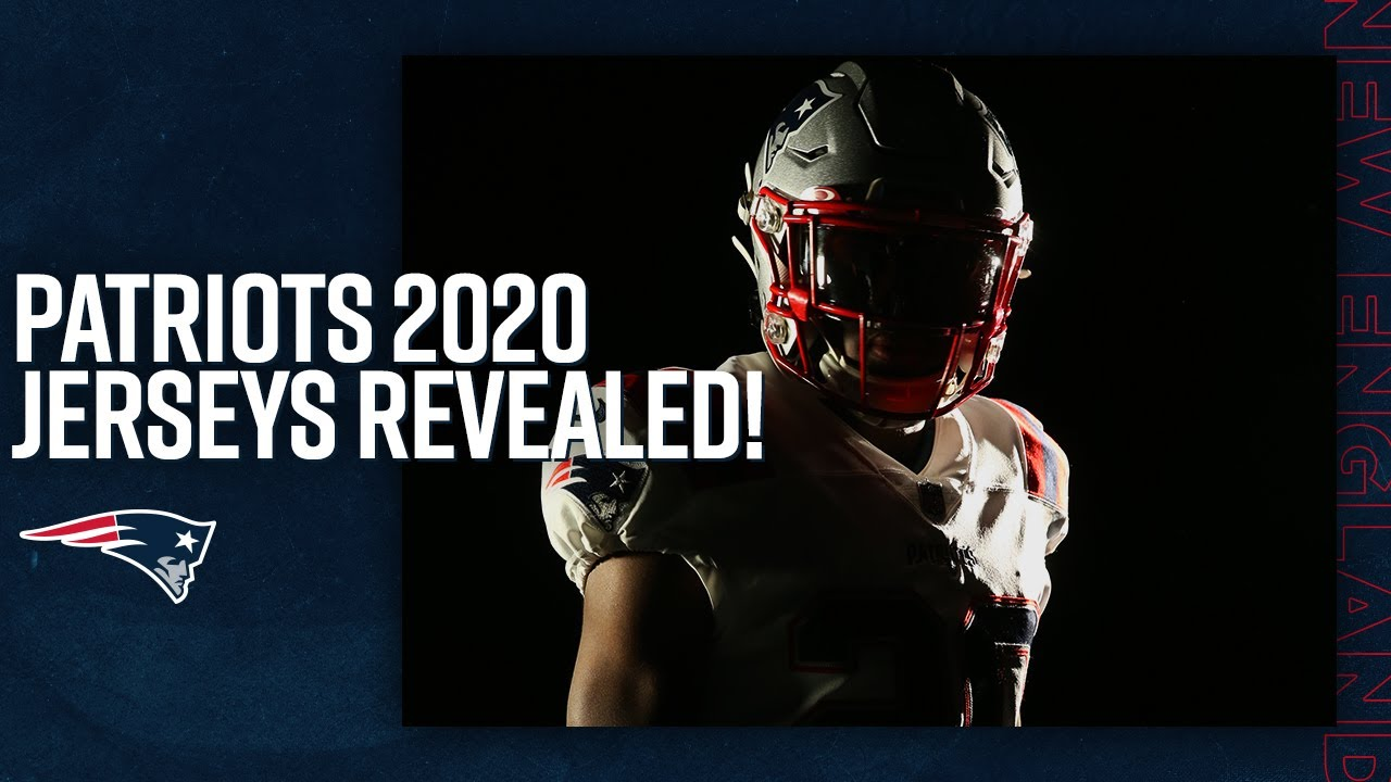 First Look at Patriots New Uniforms for 2020