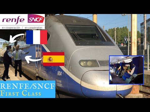 FRANCE to SPAIN