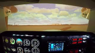 Flight Advanced Sim Tour 1.0 (P3D / X-Plane Cessna Home Cockpit)