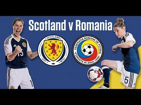 LIVE | Scotland Women v Romania Women