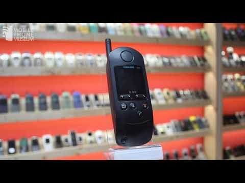 Siemens SL10 Black - review