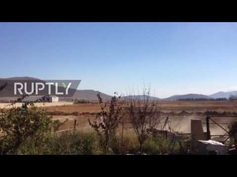 Syria: Army restarts offensive with shelling in West Ghouta