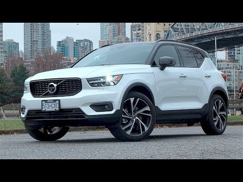 All-New 2018 Volvo XC40 Review--ANOTHER HIT FROM VOLVO