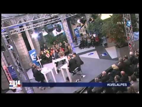 Municipales à Annecy : le débat de France 3 Alpes