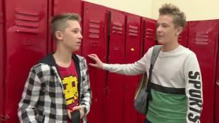 Sebastian poniżył koleżankę przed całą szkołą!