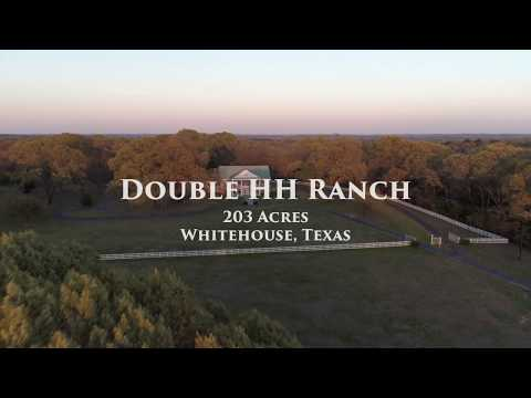 EAST TEXAS RECREATIONAL RANCH FOR SALE WHITEHOUSE TEXAS
