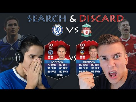 SEARCH & DISCARD w/Veki | FIFA