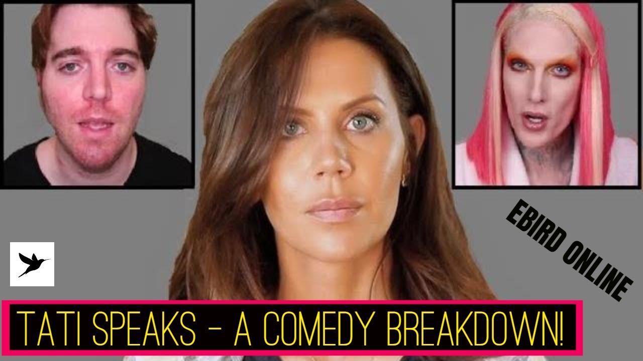 Tati Westbrook - I'm Innocent - Karmageddon - Comedy - Ebird Online Review