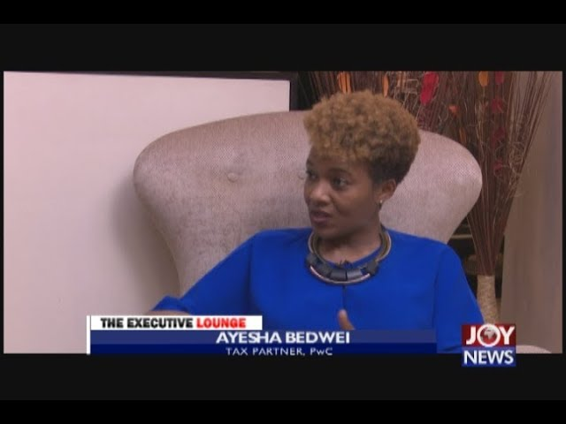 The Executive Lounge on JoyNews (24-11-18)