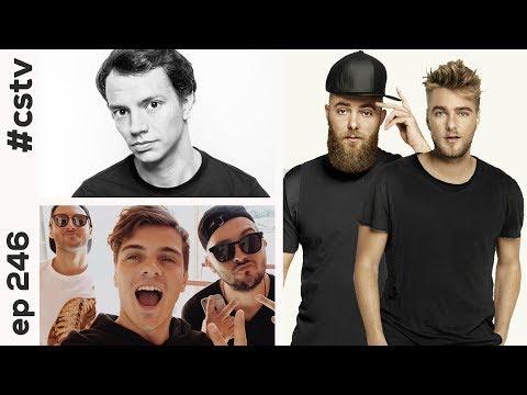 NEW TRACKS   Martin Garrix, Matisse & Sadko, Showtek, Alle Farben Feat. James Blunt, u.v.m.